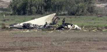عاجل.. مقتل 7 أشخاص جراء تحطم طائرة في روسيا