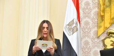 فاطمة سليم أصغر نائبة في برلمان 2021