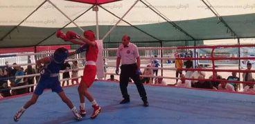 بطولة الملاكمة