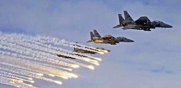 طائرات اسرائيلية