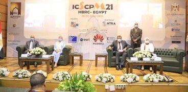 محافظ الجيزة يشارك في افتتاح المؤتمر الدولى للتشييد المستدام
