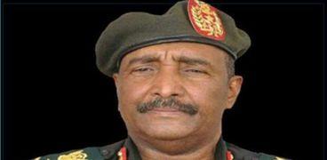 رئيس مجلس السيادة الانتقالي في السودان الفريق أول ركن عبدالفتاح البرهان