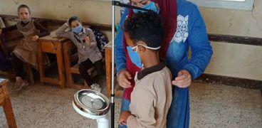 علاج سوء التغذية في المدارس