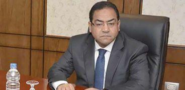 الدكتور صالح الشيخ رئيس الجهاز المركزي للتنظيم والإدار