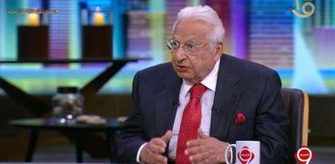 الدكتور أحمد عكاشة، مستشار رئيس الجمهورية للصحة النفسية والتوافق المجتمعي