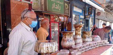 حملات تموين الإسكندرية قبل شم النسيم