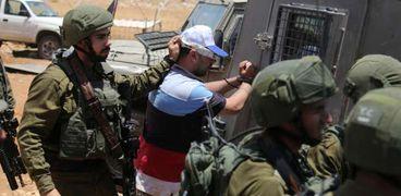 جانب من اعتداءات الصهاينة