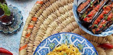 أحد وصفات مشروع نملية لتوثيق الطعام المصرى