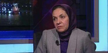 الدكتورة يمن الحماقي أستاذ الاقتصاد بجامعة عين شمس