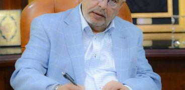علاء الغمرى عضو مجلس ادارة غرفة شركات السياحة