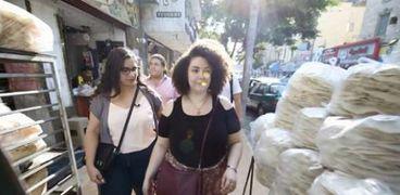 سيدتان من الإسكندرية
