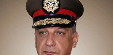 الفريق أول محمد زكي،  القائد العام للقوات المسلحة وزير الدفاع والانتاج الحربي
