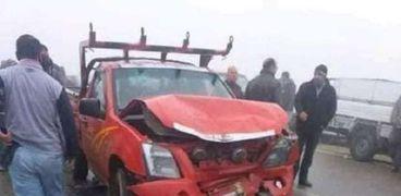حادثة طريق اسكندريه مطروح