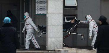 إصابات «كورونا» في الصين