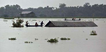 أفغانستان: ارتفاع ضحايا الفيضانات إلى 115 قتيلا