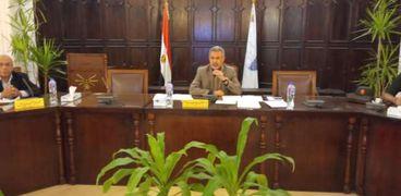 نائب جامعة الإسكندرية