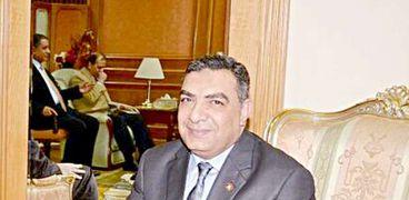 لواء طارق مرزوق
