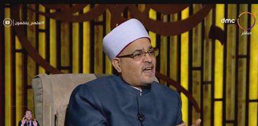 الدكتور محمد سالم أبو عاصي، عميد كلية الدراسات العليا الأسبق بجامعة الأزهر