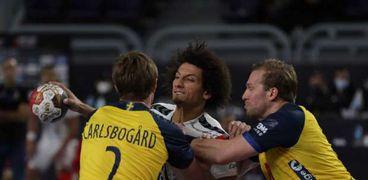 منتخب السويد لكرة اليد