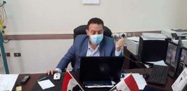 الدكتور أيمن رخا