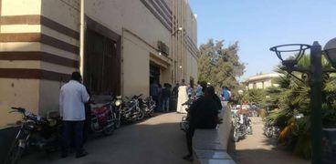 إصابة أسرة باختناق في بني سويف بسبب تسرب غاز