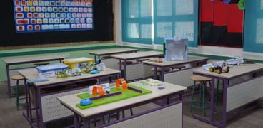 استعدادات المدارسة لعودة الطلاب
