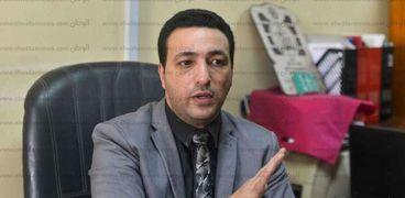 علاء عبد العاطي معاون وزيرة التضامن الاجتماعي للرعاية الاجتماعية