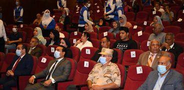 نائب محافظ قنا يشهد احتفالات قصر الثقافة بذكري أكتوبر المجيدة