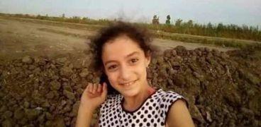 طفلة كفر الشيخ المقتولة
