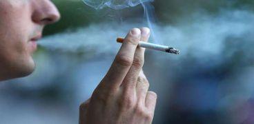 تدخين عدد قليل من السجائر يسبب إدمان النيكوتين
