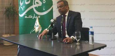 عصام الصغير رئيس مجلس ادارة البريد المصري