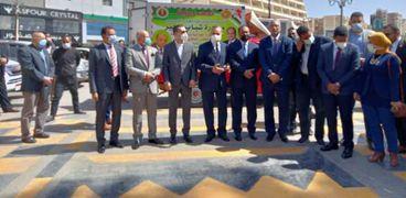 محافظ كفر الشيخ يطلق مبادرة «شباب الخير» لتوفير السلع الغذائية