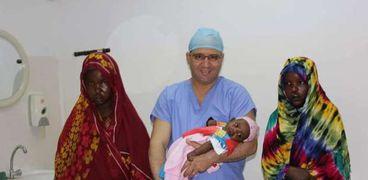 رحيل أشهر جراح مصري في كينيا بفيروس كورونا المستجد