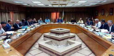 اجتماع سابق باتحاد الصحفيين العرب