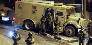 جيش الإحتلال الاسرائيلي