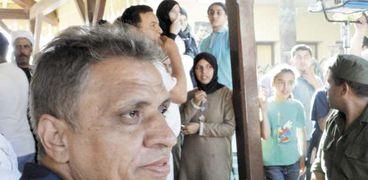أحمد السبكى فى أحد الأعمال السينمائية