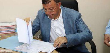 رئيس جامعة عين شمس