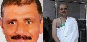 محمد وعيد بكرى الأشقاء ضحايا الحادث