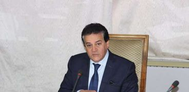 خالد عبد الغفار، وزير التعليم العالى