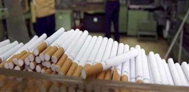 صناعة السجائر