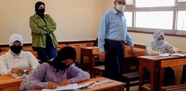 إمتحان الإعدادية ببورسعيد