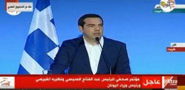 رئيس وزراء اليونان - ارشيفية