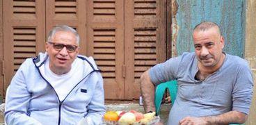 أحمد السبكي ومحمد سعد