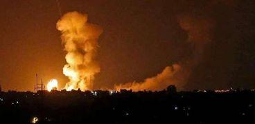 هجوم إسرائيلي