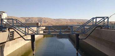 تشغيل المرحلة الأولى لمحطة معالجة الصرف بساقلتةبـ500 مليون تجريبيا