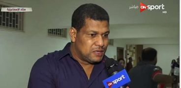علاء عبدالعال، المدير الفني لفريق لداخلية