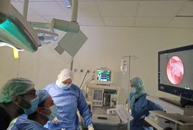 الرعاية الصحية: 7 مليون خدمة طبية لمنتفعي التأمين الصحي الشامل بـ 3 محافظات