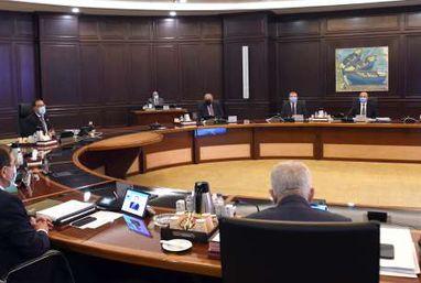 لقطات من اجتماع مجلس الوزراء اليوم بمدينة العلمين الجديدة
