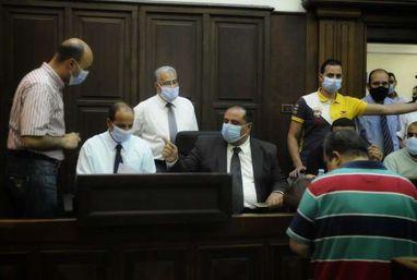 تقديم أوراق الترشح لمجلس الشيوخ بالإسكندرية