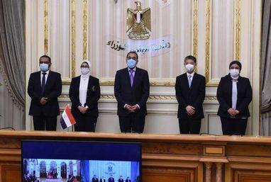 رئيس الوزراء يشهد توقيع اتفاقيتين لتصنيع لقاح سينوفاك الصيني في مصر